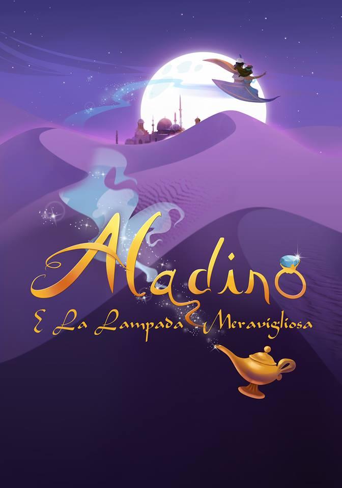 Aladino e la lampada meravigliosa - Spettacolo Musical - La Compagnia del Villaggio