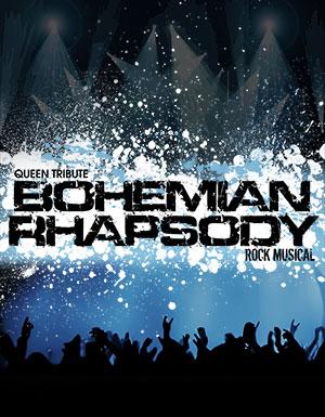 Spettacolo Bohemian Rhapsody - Queen Tribute - La Compagnia del Villaggio