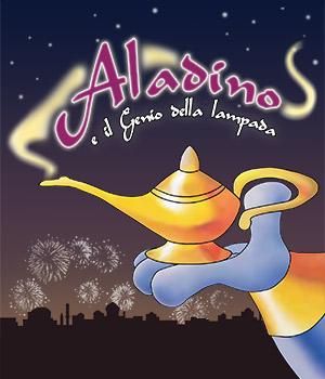 Locandina Aladino - La Compagnia del Villaggio