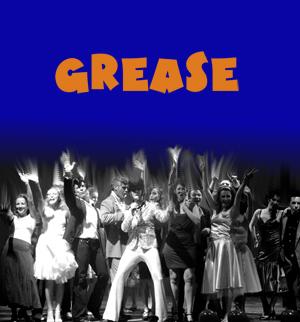 Locandina Grease - La Compagnia del Villaggio