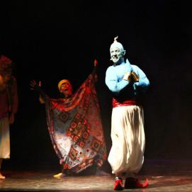 Spettacolo Aladino e il Genio della Lampada - La Compagnia del Villaggio