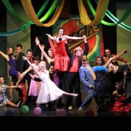 Spettacolo Grease - La Compagnia del Villaggio