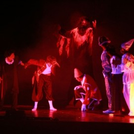 Spettacolo Pinocchio - La Compagnia del Villaggio
