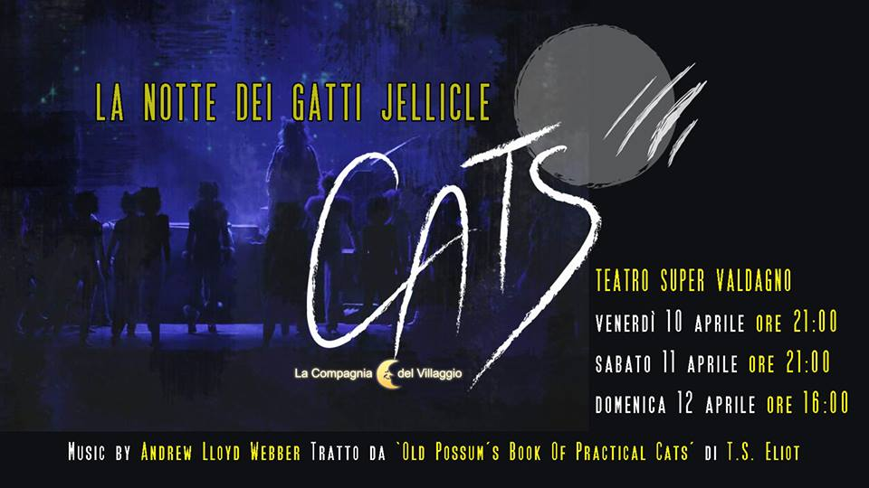 Cats - Valdagno aprile 2015 - La Compagnia del Villaggio